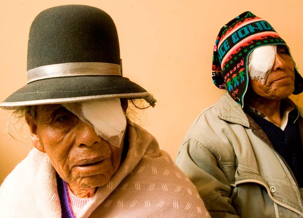 Ulls de Bolívia