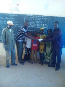 Campaña de donación de gafas Ulls de Mali