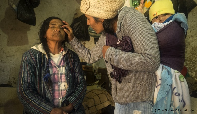 Mujeres bolivianas