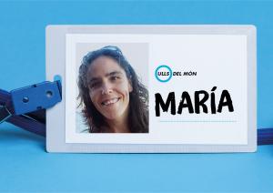 Tarjeta de identificación María Tavera