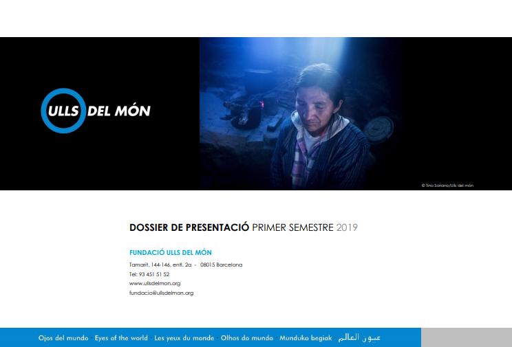 Dossier de presentació. 1r semestre 2019