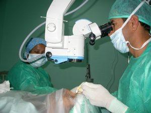 Comissió quirúrgica al Sàhara