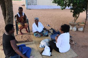 Interviews to Mozambican women