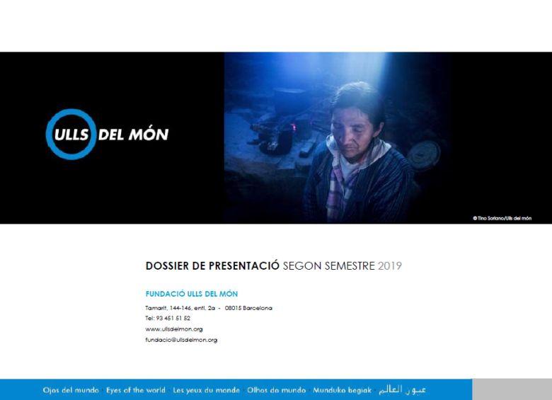 Dossier de presentació del segon semestre de 2019