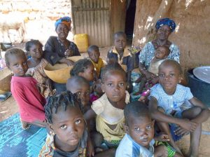 L'Assatou Guindo i els seus infants