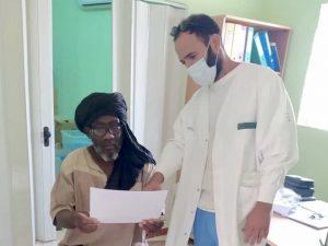 Consulta oftalmològica