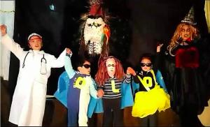 Actividades escolares de prevención de salud ocular