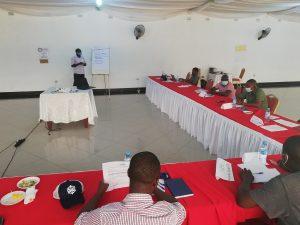 Formació sobre igualtat de gènere a Inhambane