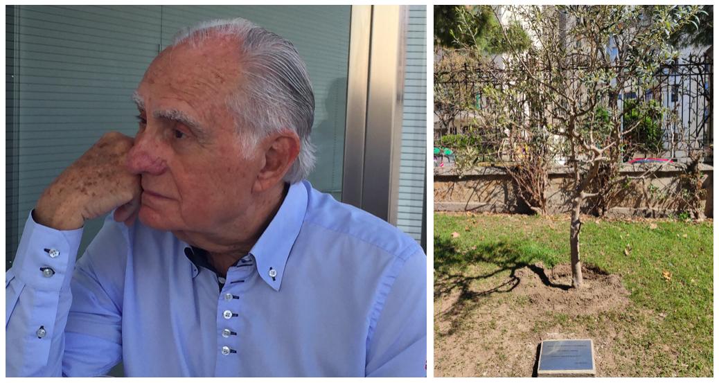 Vicenç Capdevila i olivera commemorativa