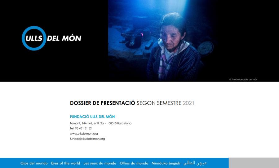 Dossier presentació