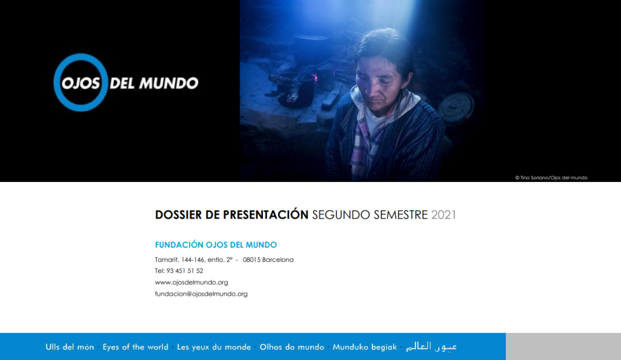Dossier de presentación 2021