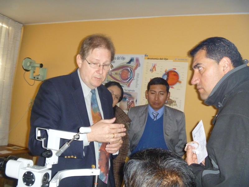 Dr. Duerksen (Bolibia 2014)