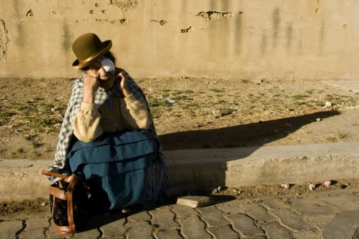 Abriendo los ojos a Bolivia  ©Elisenda Pons/Ulls del món 2008